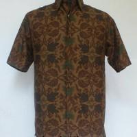 Kemeja Batik Kerja - Baju Kondangan Pria - Kemeja Batik Printing