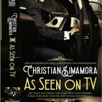 Jual As Seen On Tv by Christian Simamora (New Cover) Murah