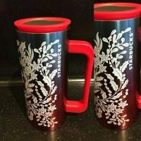 Jual Starbucks Tumbler Holiday Christmas Xmas 2017 Stainless Mug Murah