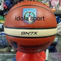 BOLA BASKET MOLTEN GN7X (ORIGINAL) PERBASI INDONESIAN BASKETBALL
