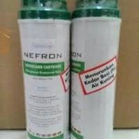 Jual Catridge Filter Air  Nefron + Manganese Greensand Cartridge 10