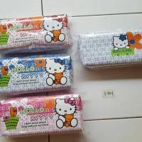 Jual S 304 hello kitty - pencil case kotak tempat pensil anak sekolah Murah