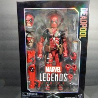 Jual Marvel Legend Action Figure Deadpool mainan toys Murah