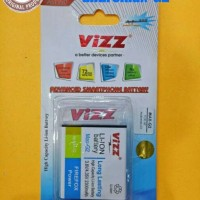 Battery/baterai Double Power Vizz Smartfren Andromax G2