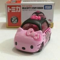 Jual Tomica Dream - Hello Kitty Stripe Ribbon Murah
