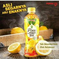 Jual pokka lemon tea Murah