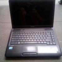 Laptop toshiba satellite c600 p7570 second
