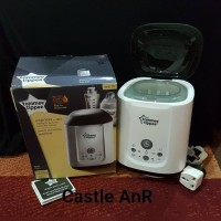 Jual Tommee Tippee Pouch and Bottle Warmer Preloved Murah
