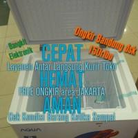 AQF-100W Chest Freezer Box Aqua 100 Liter