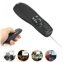 (PROMO) Wireless Laser Pointer USB Presenter Like Logitech R400