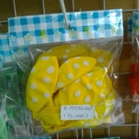 Jual Balon ultah ulang tahun motif polkadot print Murah