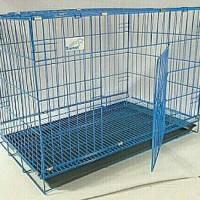 Kandang Hewan Kucing Musang Anjing 02 60 X 40 X 50 CM 60X40X50 DAYANG