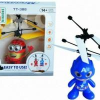 Jual FLYING MINION - Mainan anak minion terbang control Murah