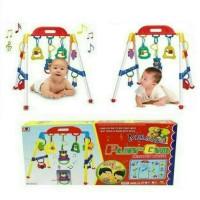 Jual Mainan Bayi Musik Playgym Musical Play Gym Baby Rattle Kado Lahiran Murah