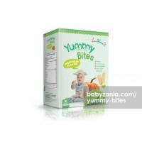 Jual  Yummy Bites Baby Rice Cracker  50 gram  Vegetables T2909 Murah