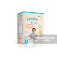 Jual  Yummy Bites Baby Rice Cracker  50 gram  Original Makanan Bay T2909 Murah