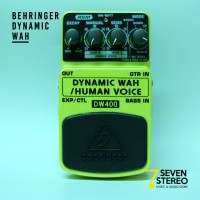 Behringer DW400 Dynamic Wah