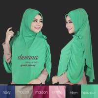 Jilabab/Hijab Instant Syria Antem Devana