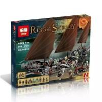 Jual DISKON Lego China LOTR pirate ship ambush Murah