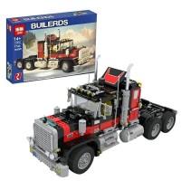TERBATAS Lego China The American muscle Mack truck