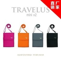 Jual Aksesoris O6 tas KOREA MINI TRAVEL bag SELEMPANG pouch pasport bag pa Murah