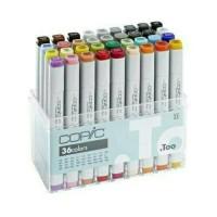 Jual COPIC Marker Basic colour set 36 pcs Murah