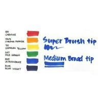 Jual COPIC CIAO Marker 6 primary colours NEw product Murah