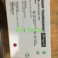 asam traneksamat 500 mg inj