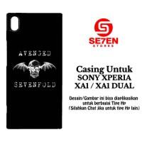 harga Casing Xperia Xa1 Xa1 Dual Avenged Sevenfold Custom Hard Case Tokopedia.com