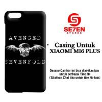 harga Casing Xiaomi Mi6 Plus Avenged Sevenfold Custom Hard Case Tokopedia.com