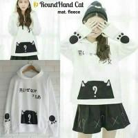 Jual L5273 Sweater Wanita Roundhand Cat  sweater lu KODE PL5273 Murah