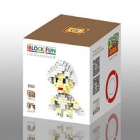 Jual L6491 Loz Lego Nano Block XMen Storm KODE PL6491 Murah
