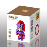 Jual L6490 Loz Lego Nano Block XMen Magneto KODE PL6490 Murah