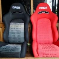 harga Jok Racing Bride Gradasi Hitam - Seat Racing - Bride Gradasi Tokopedia.com