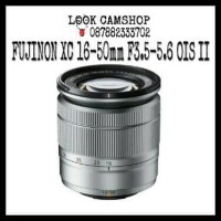 Lensa FUJIFILM / FUJI / FUJINON XC 16-50mm / 16-50 F/3.5-5.6 OIS II