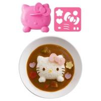 Jual Cetakan Nasi Nori Keju Cutter Hello Kitty Curry Rice Mold Bento Sush  Murah