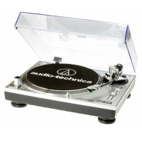 Jual Audio Technica AT-LP120 Direct-Drive Professional Turntable  Murah