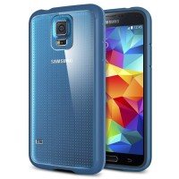 SPIGEN Ultra Hybrid Samsung Galaxy S5 - ELECTRIC BLUE