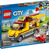 Jual LEGO 60150 - City - Pizza Van  Murah