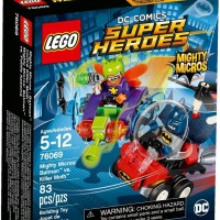 Jual LEGO 76069 - Super Heroes - Mighty Micros: Batman vs. Killer Moth  Murah