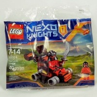Jual LEGO 30374 - Polybag - The Lava Slinger  Murah