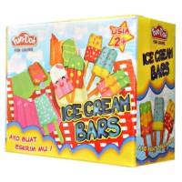 Jual Mainan Lilin Play Dough Fun Doh Ice Cream Bars  Murah