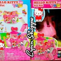 Lego Sanrio Original Hello Kitty Teapot House