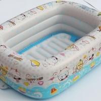 Jual Kolam Happy Day Baby Bath Tub Bak Mandi Bayi free paket Pompa 98088  Murah