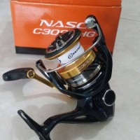 Shimano NASCI C 3000 HG