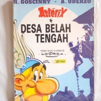 Komik Eropa Asterix Sinar Harapan Lawas Cabutan Goscinny Underzo