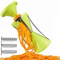 Jual Murah ! Alat Potong Spiral Slicer untuk ketimun wortel Murah