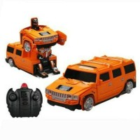 Jual Robot Mobil RC Transformer Murah Murah