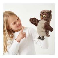 Jual  IKEA VANDRING UGGLA Boneka Tangan Burung Hantu T1310 Murah