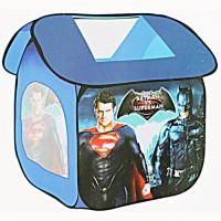 Jual TENDA RUMAH BATMAN V SUPERMAN , TENDA MANDI BOLA Murah